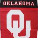 "University of Oklahoma (Sooners) - 13""x18"" 2-Sided Garden Banner"