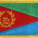 Eritrea Rectangular Patch