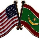 Mauritania Friendship Pin (2017)
