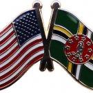 Dominica Friendship Pin