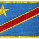 Congo - Dem. Rep. Of Rectangular Patch