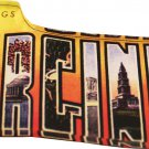 Virginia Acrylic Postcard Magnet