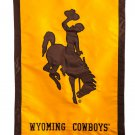 "University of Wyoming - 28"" x 44"" 2-sided NCAA Banner"