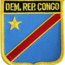 Congo - Dem. Rep. Of Shield Patch