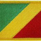 Congo - Rep. Of Rectangular Patch