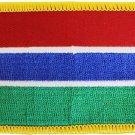 Gambia Rectangular Patch