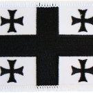 Georgia - Rep. of Rectangular Patch (Sudued)