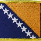 Bosnia-Herzegovina Rectangular Patch