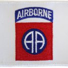 82nd Airborne Division Rectangular Patch