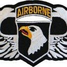 101st Airborne Division Eagle Patch
