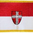 Vienna Rectangular Patch