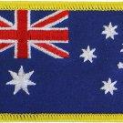 Australia Rectangular Patch
