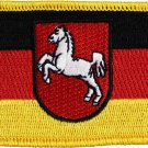 Lower Saxony Rectangular Patch