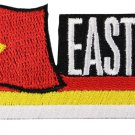 Timor-Leste (East Timor) Cut-Out Patch
