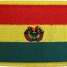 Bolivia Rectangular Patch