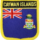 Cayman Islands Shield Patch