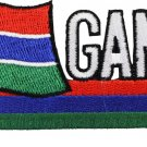 Gambia Cut-Out Patch