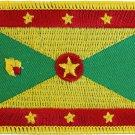 Grenada Rectangular Patch