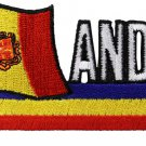 Andorra Cut-Out Patch