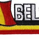 Belgium Cut-Out Patch
