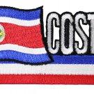 Costa Rica Cut-Out Patch