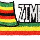 Zimbabwe Cut-Out Patch