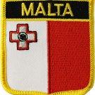 Malta Shield Patch
