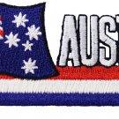 Australia Cut-Out Patch