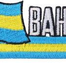 Bahamas Cut-Out Patch