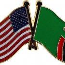 Zambia Friendship Pin