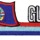 Guam Cut-Out Patch