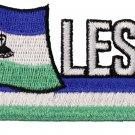Lesotho Cut-Out Patch