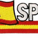 Spain Cut-Out Patch