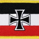 Germany WW1 Naval Rectangular Patch