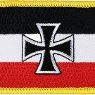 Germany WW1 Naval Rectangular Patch