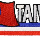 Taiwan Cut-Out Patch