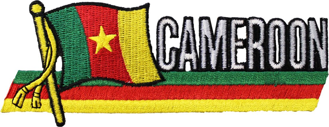 Cameroon Cut-Out Patch