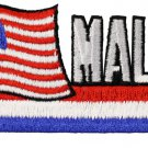 Malaysia Cut-Out Patch