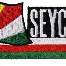 Seychelles Cut-Out Patch