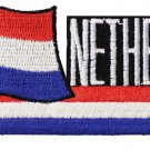 Netherlands Cut-Out Patch