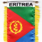 Eritrea Window Hanging Flag