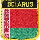 Belarus Shield Patch