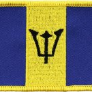 Barbados Rectangular Patch