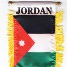 Jordan Window Hanging Flag