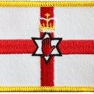 Northern Ireland Rectangular Patch