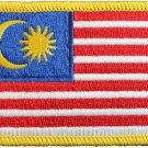 Malaysia Rectangular Patch