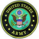 """Army - 12"""" Reflective Decal"""