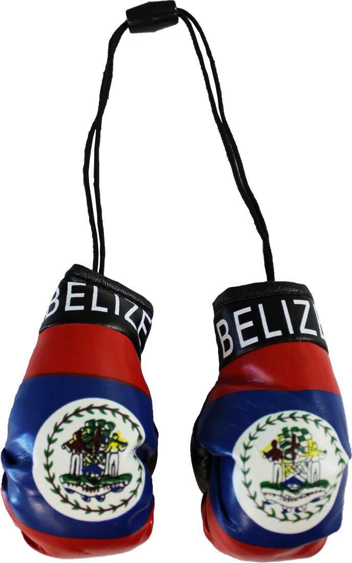 Belize Mini Boxing Gloves