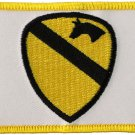 First Cavalry Rectangular Patch