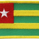 Togo Rectangular Patch